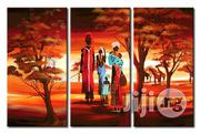 Aftrican Family Hand Paimted Artworks | Arts & Crafts for sale in Anambra State, Onitsha