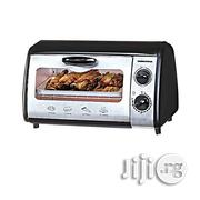 Master Chef 9ltrs Toaster Oven - Baking + Toasting + Grilling | Kitchen Appliances for sale in Lagos State, Lagos Island