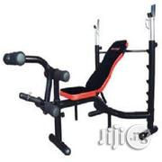 American Fitness Commercial Adjustable Weight Bench | Sports Equipment for sale in Lagos State, Surulere