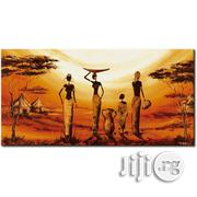 African Women Hand Painted | Home Accessories for sale in Cross River State, Calabar