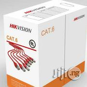 Hikvision Cat6 Pure Copper | Security & Surveillance for sale in Lagos State, Ikeja