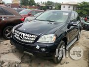 Mercedes-Benz M Class 2008 Blue   Cars for sale in Lagos State, Apapa