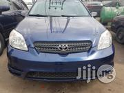 Fresh Tokunbo Toyota Matrix 2006 Blue | Cars for sale in Lagos State, Surulere