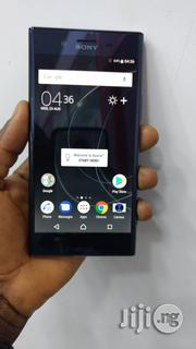 Sony Xperia XZ Premium 64 GB Blue | Mobile Phones for sale in Lagos State, Ikeja