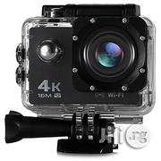 4K Ultra HD Sports Action Camera DVR Dv   Photo & Video Cameras for sale in Lagos State, Ikeja