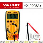 Yx 9205A+ Self-healing Digital Multimeter | Measuring & Layout Tools for sale in Lagos State, Ikeja