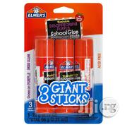 Elmer's 3 Giant Glue Sticks | Stationery for sale in Lagos State, Surulere