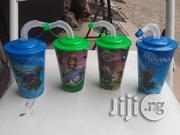 Character Straw Cup Kids Per Pack | Babies & Kids Accessories for sale in Lagos State, Ikeja