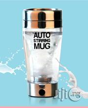 Self Stirring Mug Double Insulated Automatic Cup | Baby & Child Care for sale in Lagos State, Ikeja
