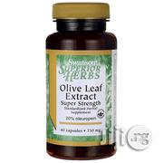 Super Strength Olive Leaf Extract For Viral Infections And High BP | Vitamins & Supplements for sale in Lagos State, Victoria Island
