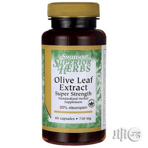 Super Strength Olive Leaf Extract For Viral Infections And High BP