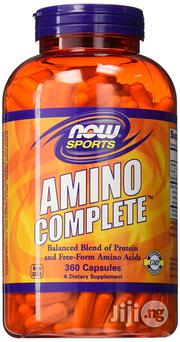 Now Sports Amino Complete - 360 Capsules (90 Servings)   Vitamins & Supplements for sale in Lagos State, Amuwo-Odofin