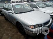 Tokunbo Mazda 626 2002 Silver | Cars for sale in Lagos State