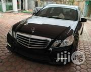 Mercedes-Benz E350 2013 Black   Cars for sale in Lagos State, Lekki Phase 1