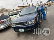 Land Rover Range Rover Sport 2012 Blue | Cars for sale in Lagos State, Surulere