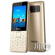 Tecno T401 Gold - 3 Sim Cards | Mobile Phones for sale in Abuja (FCT) State, Wuse