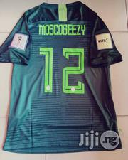 Authentic Nigerian 2018 FIFA World Cup Official Jersey | Clothing for sale in Lagos State, Ikorodu