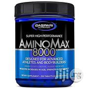 Amino Max 8000 - 350tab   Vitamins & Supplements for sale in Lagos State, Surulere