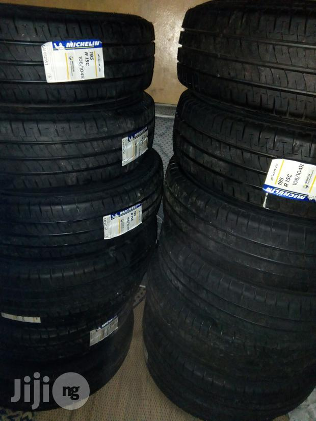 Michelin Tyres 195R15C