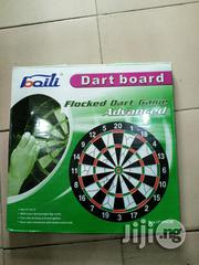 Home Or School Use Bristle Dart Board | Books & Games for sale in Lagos State, Ikeja