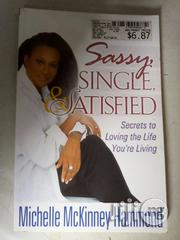 Sassy, Single And Satisfied | Books & Games for sale in Lagos State, Surulere