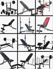 Luxurious American Fitness Multipurpose Adjustable Bench Press | Sports Equipment for sale in Akwa Ibom State, Uyo