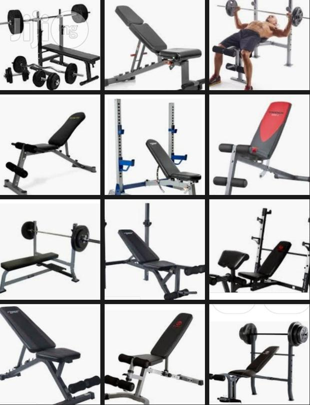 Archive: Luxurious American Fitness Multipurpose Adjustable Bench Press