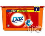 Daz White And Colour Laundry Tablets/Pods (42 Pks) | Baby & Child Care for sale in Lagos State, Ikeja