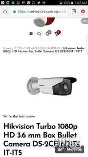 Hikvision 1080p Outdoor Cameras IT5 | Security & Surveillance for sale in Lagos State, Ikeja