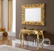 Console Mirror And Table | Home Accessories for sale in Lagos State, Surulere