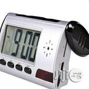 Table Spy Camera Clock   Security & Surveillance for sale in Lagos State, Lagos Mainland