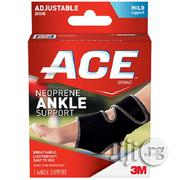 Ace Neoprene Ankle Support, One Size Adjustable, Black, 1/Pack | Sports Equipment for sale in Lagos State, Agege