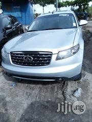 Tokunbo Infinit Fx35 2007 Silver | Cars for sale in Lagos State, Apapa