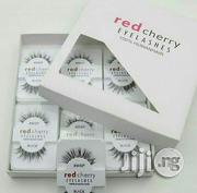 Red Cherry Eyelashes | Makeup for sale in Lagos State, Ikorodu