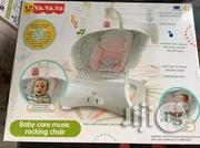 Yayaya Baby Music And Chair Rocker | Children's Gear & Safety for sale in Lagos State, Ajah