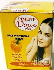 Piment Doux Plus Face Whitening Cream | Skin Care for sale in Lagos State