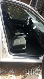 Clean Volkswagen Golf 4 2002 Silver | Cars for sale in Lagos State, Apapa