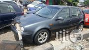 Clean Volkswagen Golf 4 2002 Gray | Cars for sale in Lagos State, Apapa