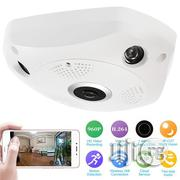 360 Degree Wireless HD 1080p Wifi Panoramic IP Camera | Security & Surveillance for sale in Lagos State, Ikeja