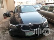 BMW 525i 2005 Black   Cars for sale in Lagos State, Ikeja