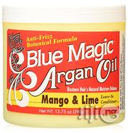 Blue Magic Argan Oil Mango & Lime Leave In Conditioner, 390g | Hair Beauty for sale in Abuja (FCT) State, Gwarinpa