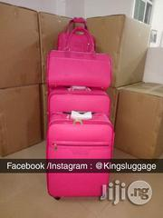 Louis Vuitton Pink Luggage | Bags for sale in Lagos State, Lagos Island