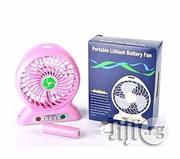 12 Pieces Portable Rechargeable Lithium Battery Fan | Electrical Equipments for sale in Lagos State