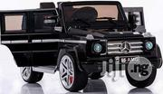 Mercedes Benz G Wagon Battery Powered Kids Ride on Car/Jeep | Toys for sale in Lagos State, Lagos Island