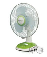 """Qasa Rechargeable Fan Tabletop 12""""   Home Appliances for sale in Lagos State, Ojo"""