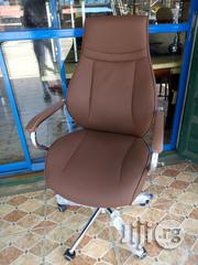 Unique Quality Leather Office Chair   Furniture for sale in Lagos State, Lekki Phase 1