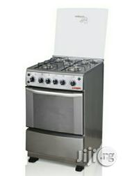 Qasa Standing Gas Cooker With Oven All Gas | Kitchen Appliances for sale in Lagos State, Ojo