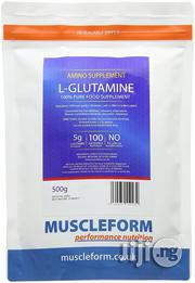Pure L-Glutamine Powder for Stomach Ulcers, Leaky Gut and Muscles 500g | Vitamins & Supplements for sale in Lagos State, Victoria Island