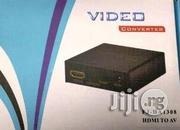 Video Converter Fj- Hs1308 | Accessories & Supplies for Electronics for sale in Lagos State, Ikeja
