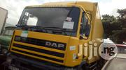 Daf 95 Yellow | Trucks & Trailers for sale in Lagos State, Apapa